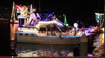 redondo beach boat parade