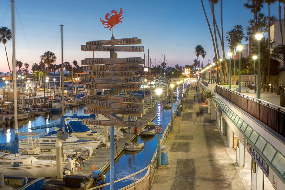 An Evening At The Redondo Beach Boardwalk